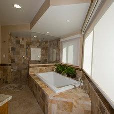 Traditional Bathroom by Daniel M Swain, Architect