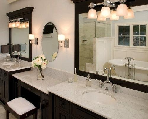 Fantastic Bathroom White Cabinets  Burrows Cabinets39 Master Bath Cabinets In