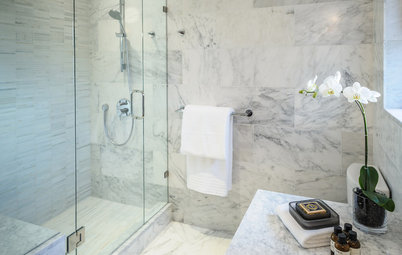 Convert Your Tub Space Into a Shower — the Tiling and Grouting Phase
