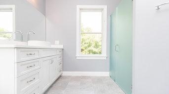 Oakton Kitchen & Bath Remodel