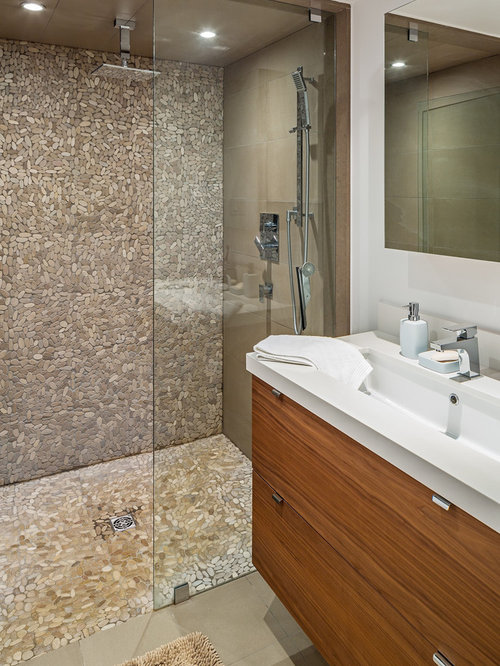 bathroom tiles toronto pebble shower pan houzz 11842