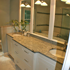 Modern Bathroom by Artisan Kitchens LLC