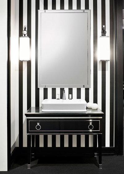 Modern Bathroom by Harry Bates Ltd
