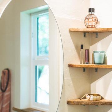 Oasis Tiny Home Bathroom Vanity