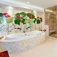 Contemporary Bathroom by Interior Passion, Inc.