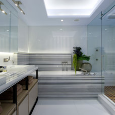 Contemporary Bathroom by Renovation Boutique