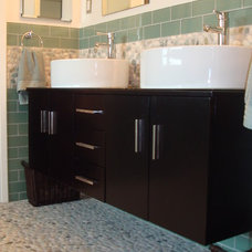 Modern Bathroom by Design For Less