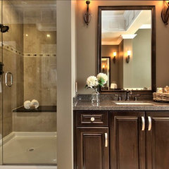 traditional bathroom by Positive Space Staging + Design, Inc.