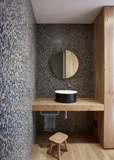 Contemporary Bathroom by FMD Architects