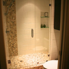 Bathroom by A D Construction - Building & Design