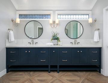 Oceanfront Master Bathroom