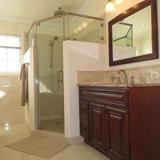 Traditional Bathroom by North Star Kitchen & Bath