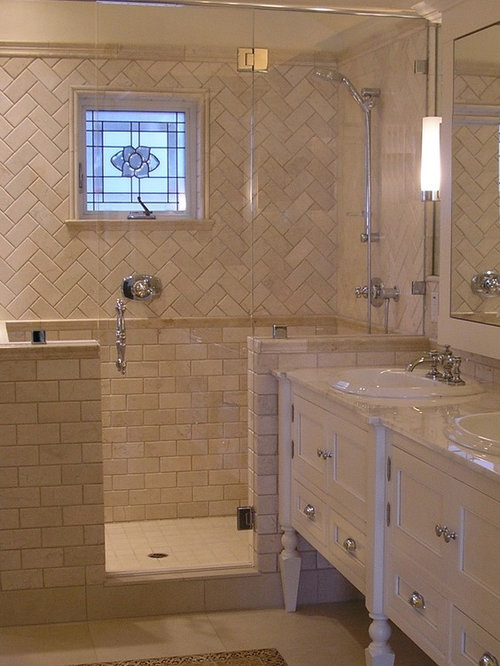 Simple Pattern Tiles In Bathrooms Are Just The Best I Dont Have To Say