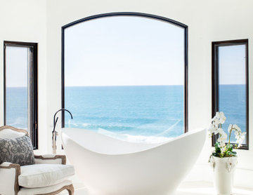 Oceanview Spanish Master Bath