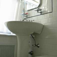 Traditional Bathroom by Bella Brothers Construction