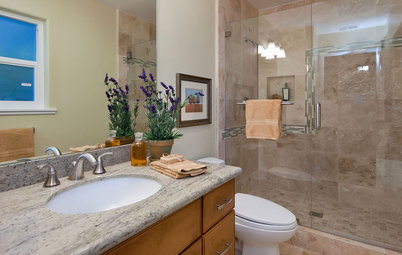 How to Lay Out an 8-by-5-Foot Bathroom
