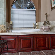 Traditional Bathroom by Norm Walters Construction Inc.