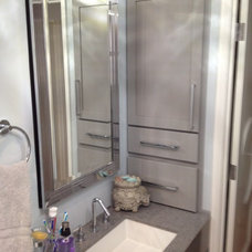 Contemporary Bathroom by Pykles Remodeling and Repairs