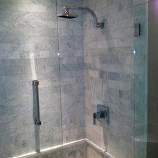Contemporary Bathroom by AAA Development, Inc.