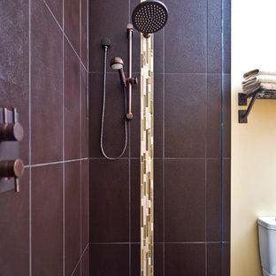 Idee per una stanza da bagno rustica