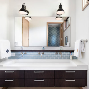 Blue and Brown Design Ideas   Houzz