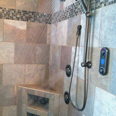 Traditional Bathroom by THR Construction - Remodeling Contractor