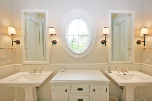 Traditional Bathroom by Tandem Architecture & Construction