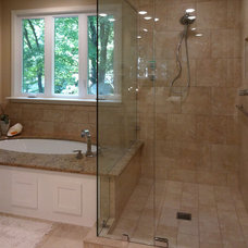 Traditional Bathroom by Home Design Center