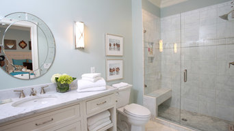 Old Meets New Build: Bathrooms