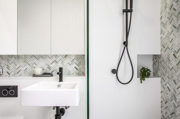 Contemporary Bathroom by Nimmo Nielsen Collective