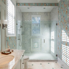 Traditional Bathroom by Harwick Homes
