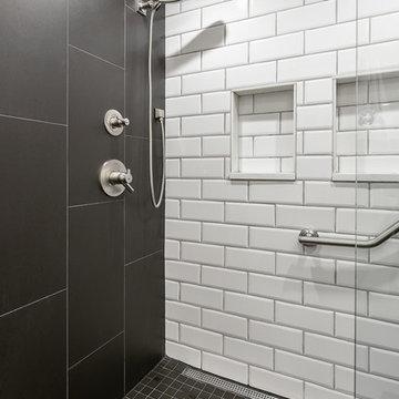 Old Village Center Bathroom