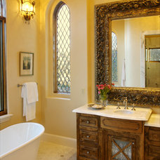 Traditional Bathroom by Atmosphere Design Group