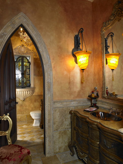 Old world bathroom ideas pictures remodel and decor Home decor tampa
