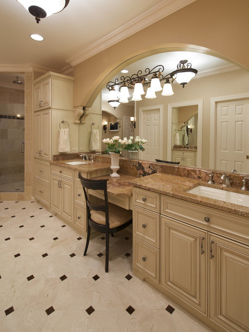Design Ideas For Existing Master Bathroom ~ Benjamin moore cocoa butter home design ideas pictures