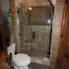 Bathroom by Cabinet-S-Top