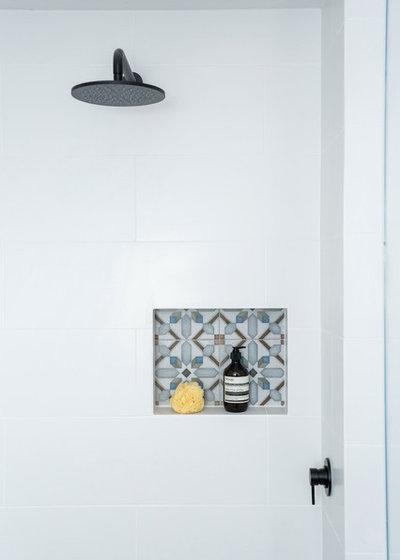 Mediterranean Bathroom by Mico Bathrooms