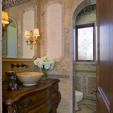 Traditional Bathroom by Lion Windows and Doors