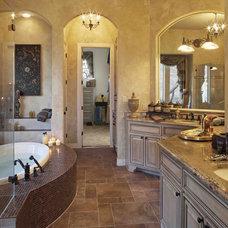 Traditional Bathroom by TaylorCraft Cabinet Door Company