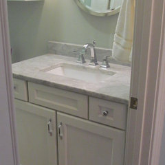 traditional bathroom by Capital Kitchen & Bath
