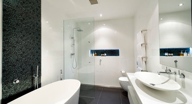 Melbourne supplier of italian designed kitchen , bathroom and living