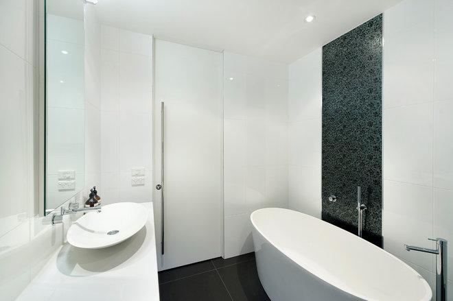 Modern Bathroom by Bubbles Bathrooms