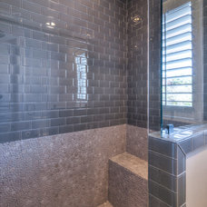 Mediterranean Bathroom by CKC Custom Homes