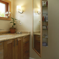 Contemporary Bathroom by Rise Construction