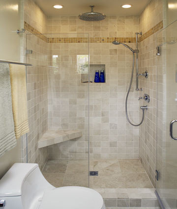 floating shower seat | houzz