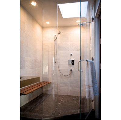 Modern Bathroom by Rise Construction