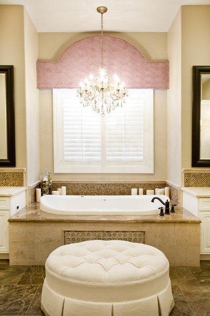 Traditional Bathroom by P. Scinta Designs, LLC