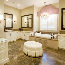 Traditional Bathroom by P. Scinta Designs, LLC