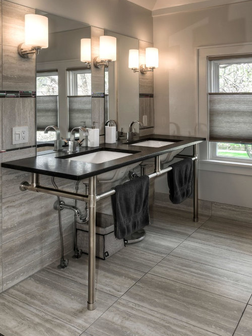 Gray Painted Walls Houzz