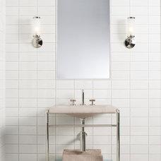 Modern Bathroom by Kallista Plumbing